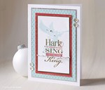 hark the heard angels sing card